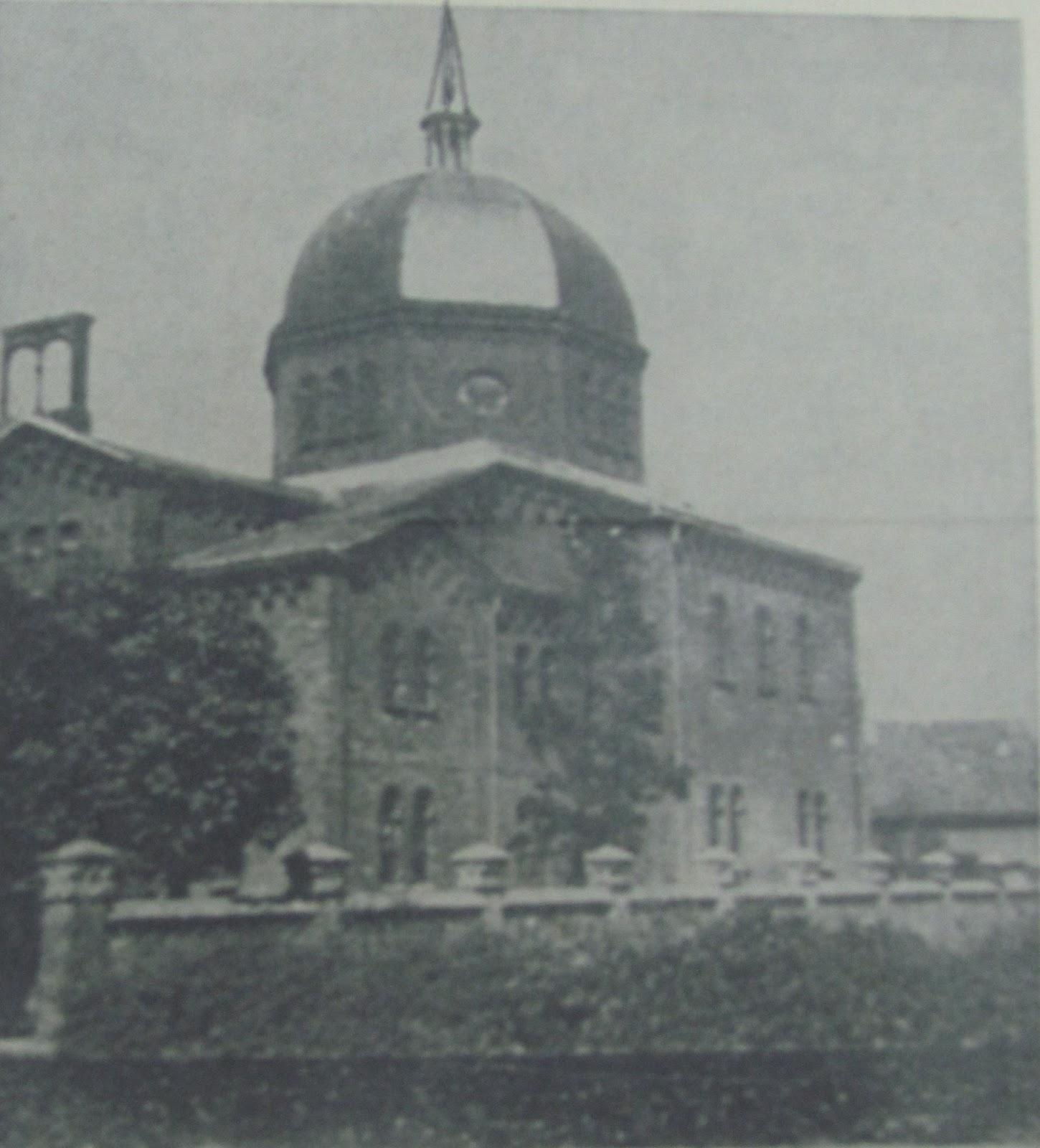 בית הכנסת בעיר לער בגרמניה