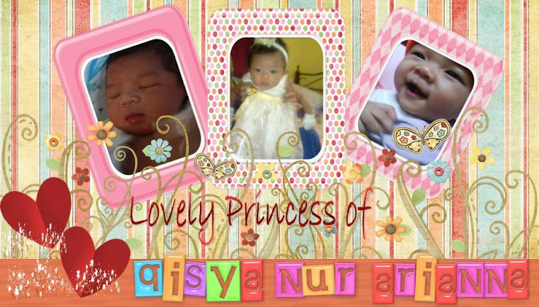 My Lovely Princess - Qisya Nur Arianna & Camelia Nur Zarra