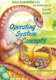Operating System Concepts by Silberschatz, Galvin, Gagne