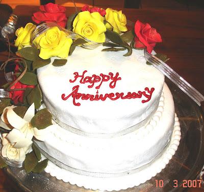 anniversarycake7 - 4 My Sweet Wife