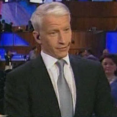 Anderson Cooper Democratic National Convention August 27, 2008