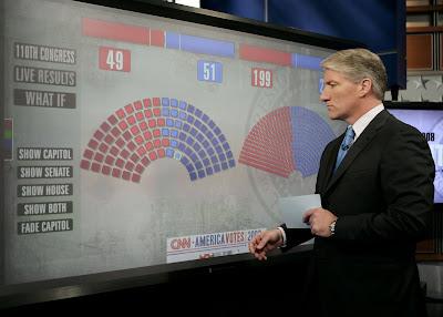 John King CNN November 4, 2008 Election Day