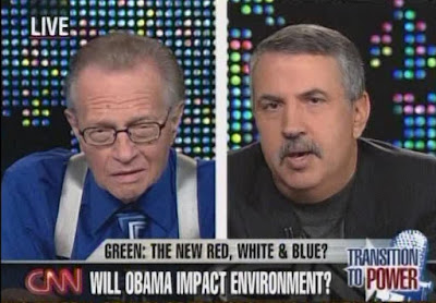 Larry King Thomas L. Friedman Larry King Live CNN November 18, 2008