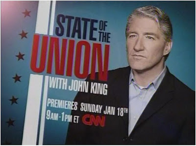John King CNN State of the Union January 18, 2009