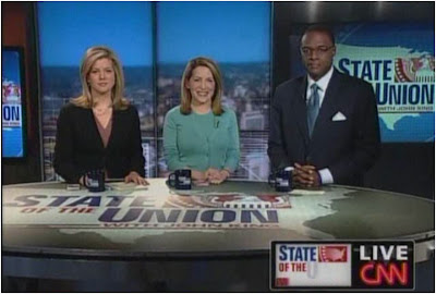 Brianna Keilar Jessica Yellin Dan Lothian CNN State of the Union with John King February 15, 2009