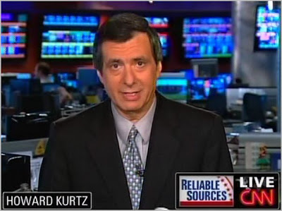Howard Kurtz CNN Reliable Sources State of the Union with John King July 12, 2009