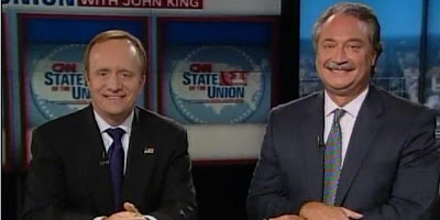Paul Begala Alex Castellanos CNN State of the Union with John King July 26, 2009