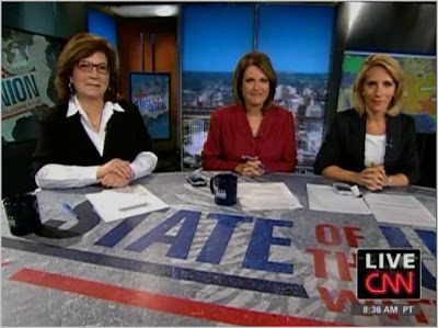 Barbara Starr Gloria Borger Dana Bash CNN State of the Union with John King September 27, 2009