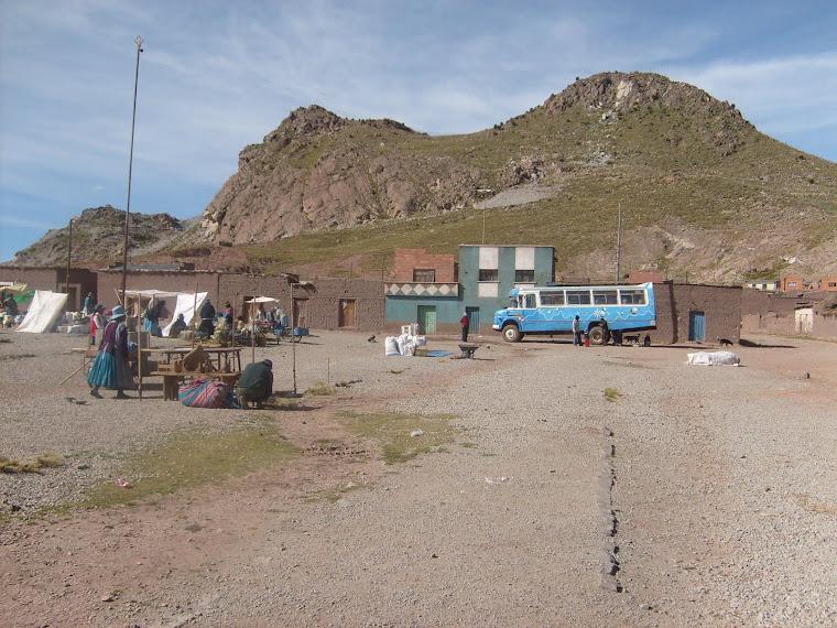 La Plaza de Torros en Comanche