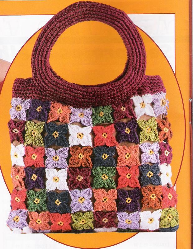 Pinterest Crochet Bags