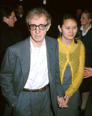 woody allen and daughter