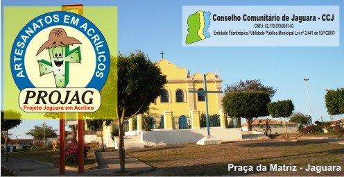 Projeto Jaguara em Acrílico