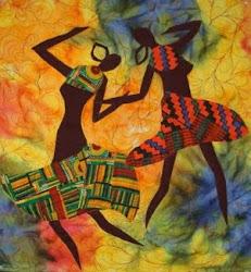 Asabone 'wild dancing'