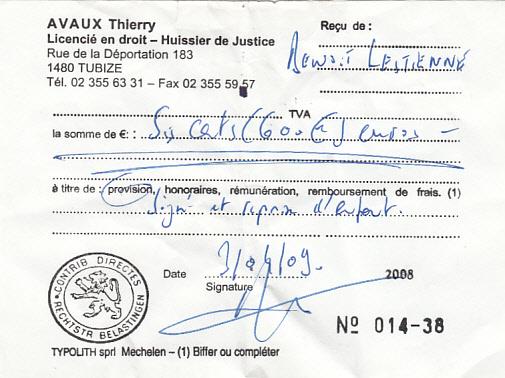 Justice complice de d possession d 39 enfants huissier avaux - Chambre nationale des huissiers ...