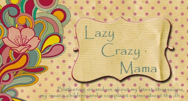 Lazy Crazy Mama