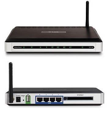 guide d'installation du routeur wifi D-Link DIR-450