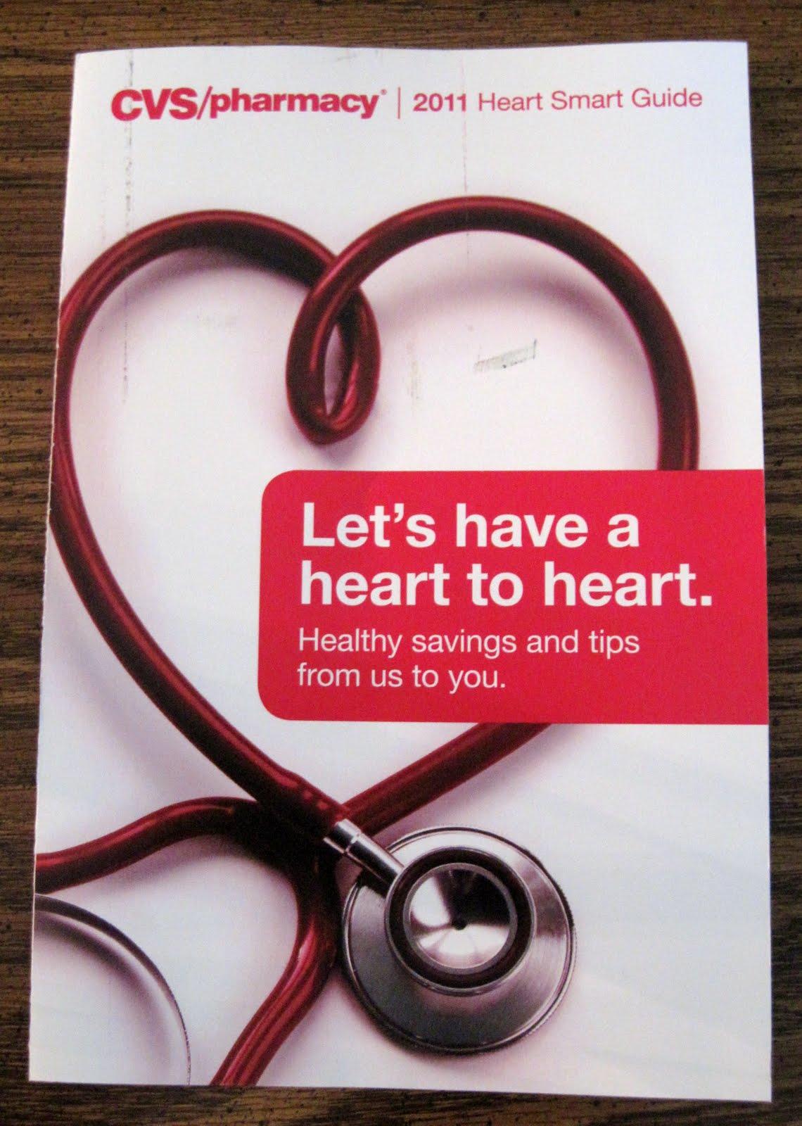 Simply CVS: CVS Snail Mail Alert: Heart Healthy Coupons