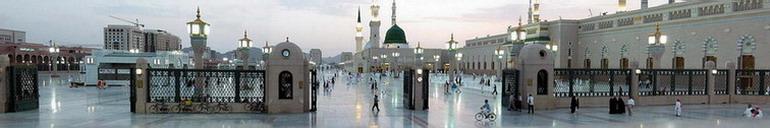 Masjid An Nabawi - Lembah Kecintaan & Ketaqwaan Hakiki.