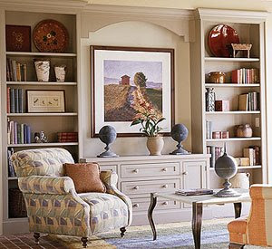 imaginecozy how to decorate book shelves