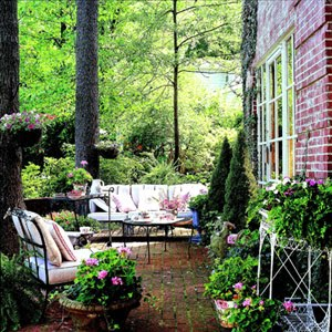 imaginecozy: cozy outdoor spaces
