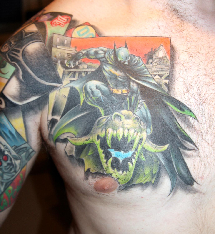 Design Tattoo Batman - photo#29