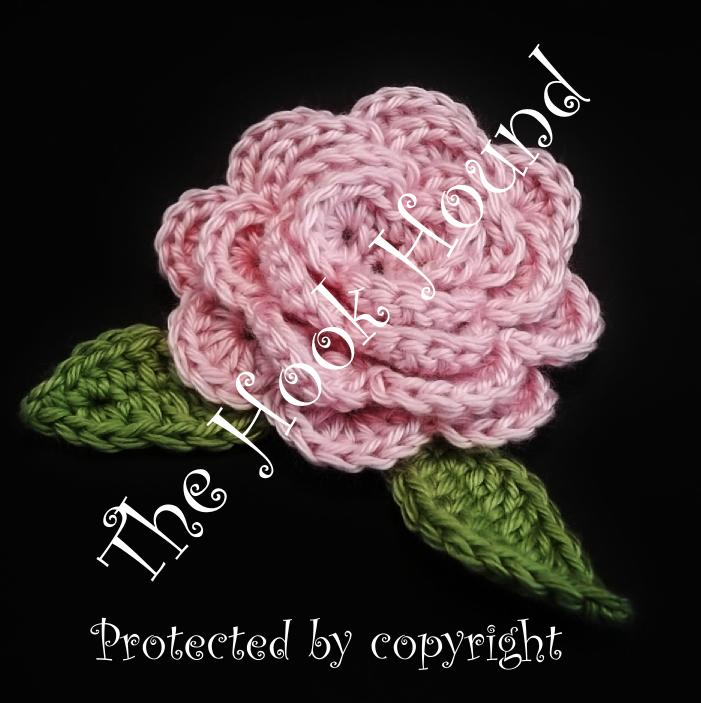 16 Free Crochet Brooch Patterns | AllFreeCrochet.com