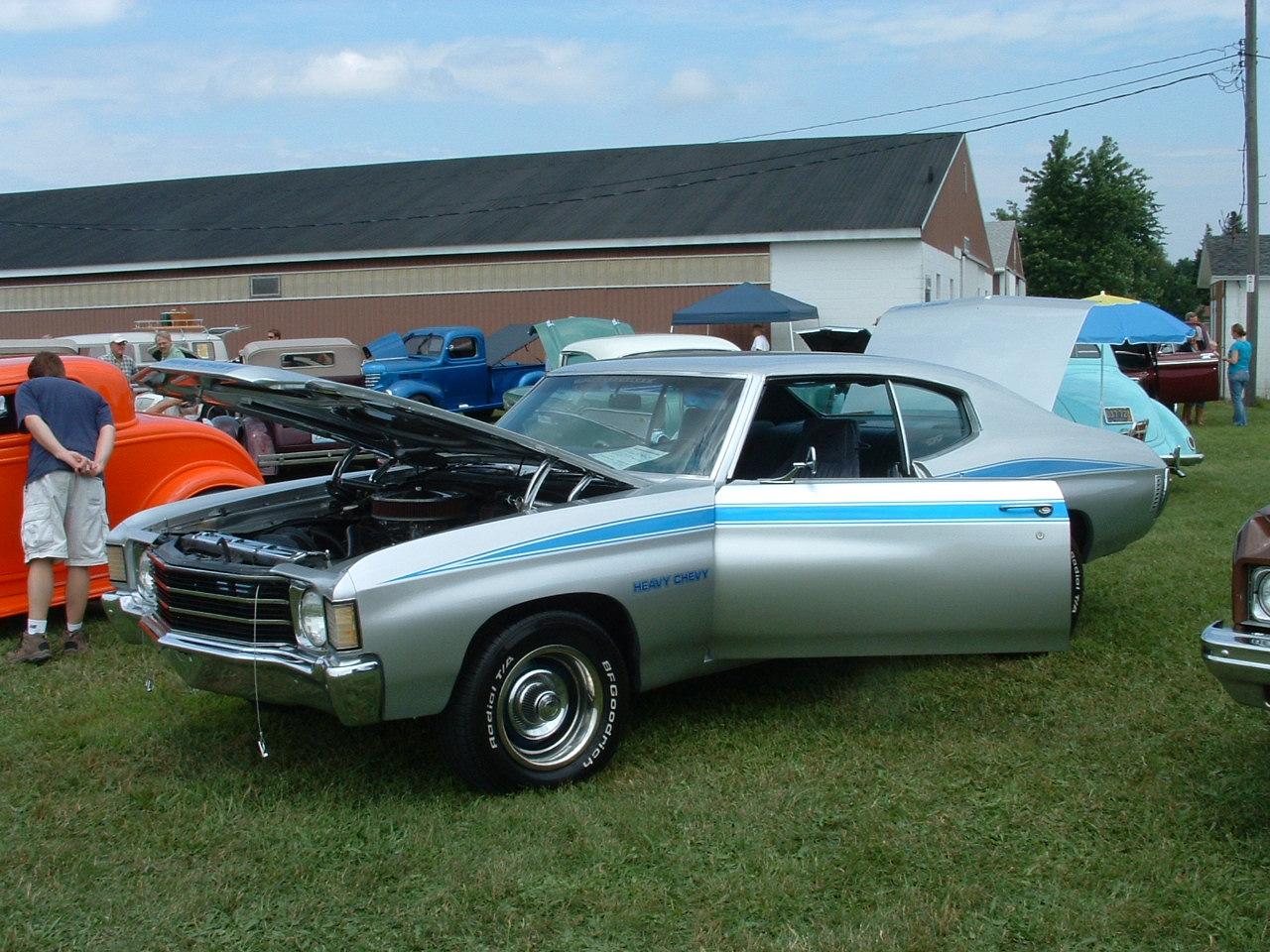 1972 Chevy Chevelle 383