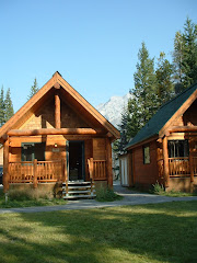 McF Cabin in Banff