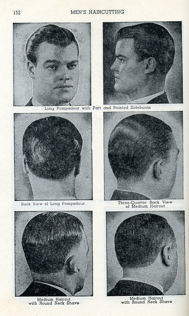 1930s hairstyles. 1930s and men#39;s hairstyles