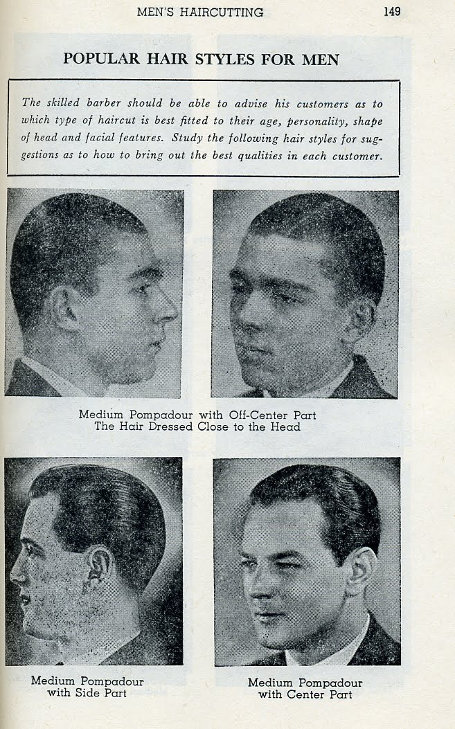 Popular Hair Styles for Men