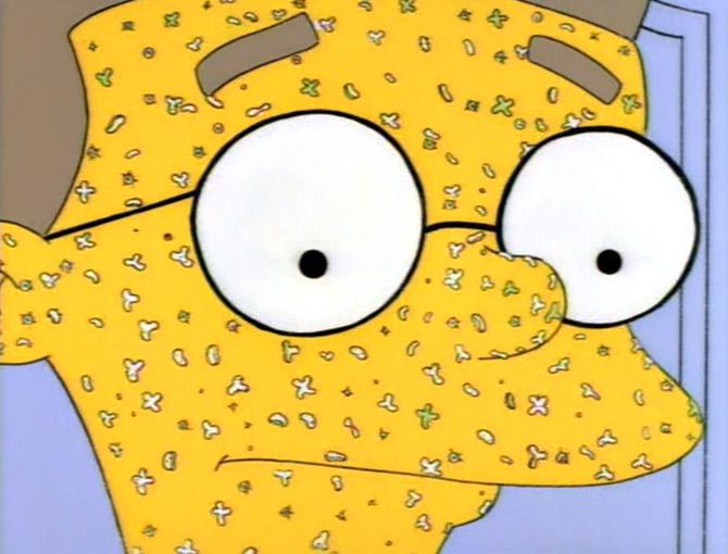 ¿Pensó alguna vez cuántos microbios tiene en las manos?