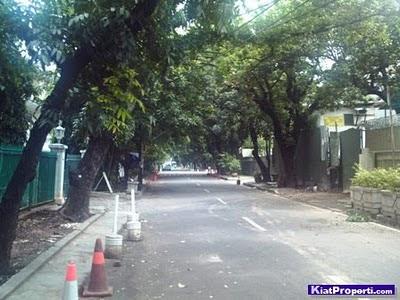Jalan Pekalongan Menteng Jakarta Pusat