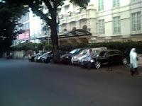 Pangkalan Taxi, Kebayoran Baru, Jakarta Selatan