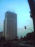 Wisma Nusantara Jakarta Pusat