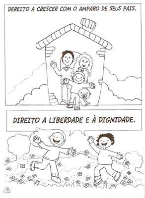 direito+a+prote%C3%A7%C3%A3o DIA DA CRIANÇA para crianças