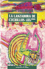 LA LANZADORA DE CUCHILLOS