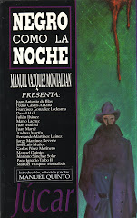NEGRO COMO LA NOCHE (Jcar, 1991)