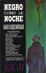 NEGRO COMO LA NOCHE (Júcar, 1991)