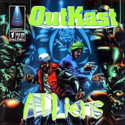 OutKast – ATLiens (Instrumentals) (1996) (192 kbps)