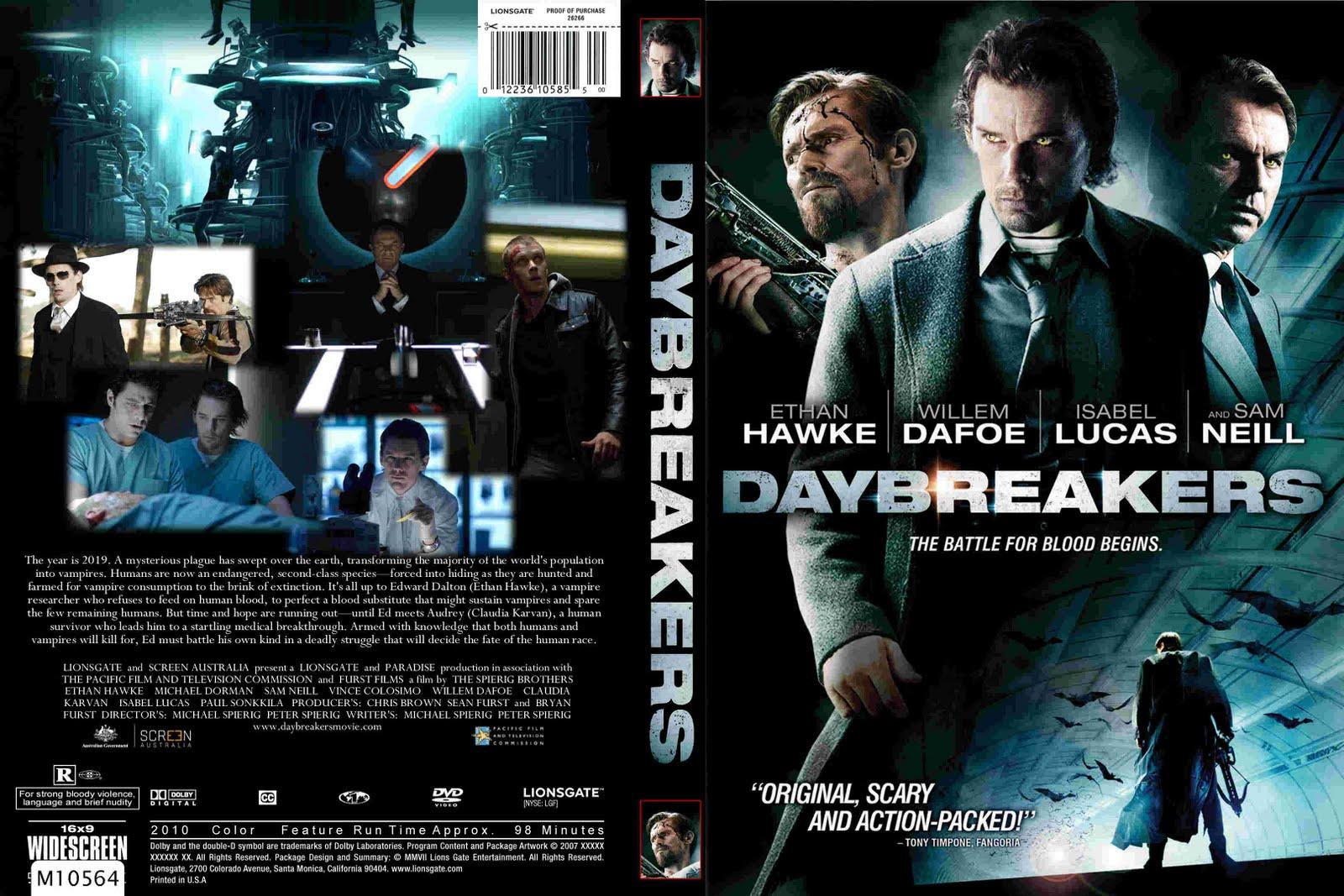 Daybreakers -2009- -Mg.,Mf.y Sf.-