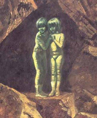 These children were from Mars,
