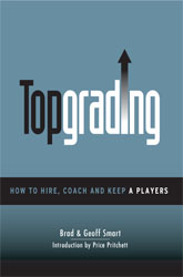 Great leadership 2007 recently ive had the opportunity to become a student of the topgrading methodology for talent management ive worked with brad smart to implement his fandeluxe Choice Image