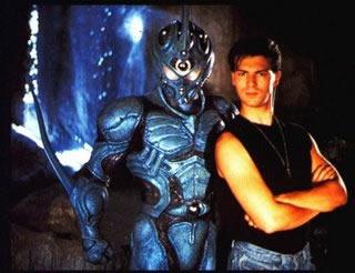 experience cinematic: guyver: dark hero (wang 1994)