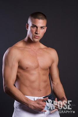 Victor Camacho: La Belleza Del Atleta