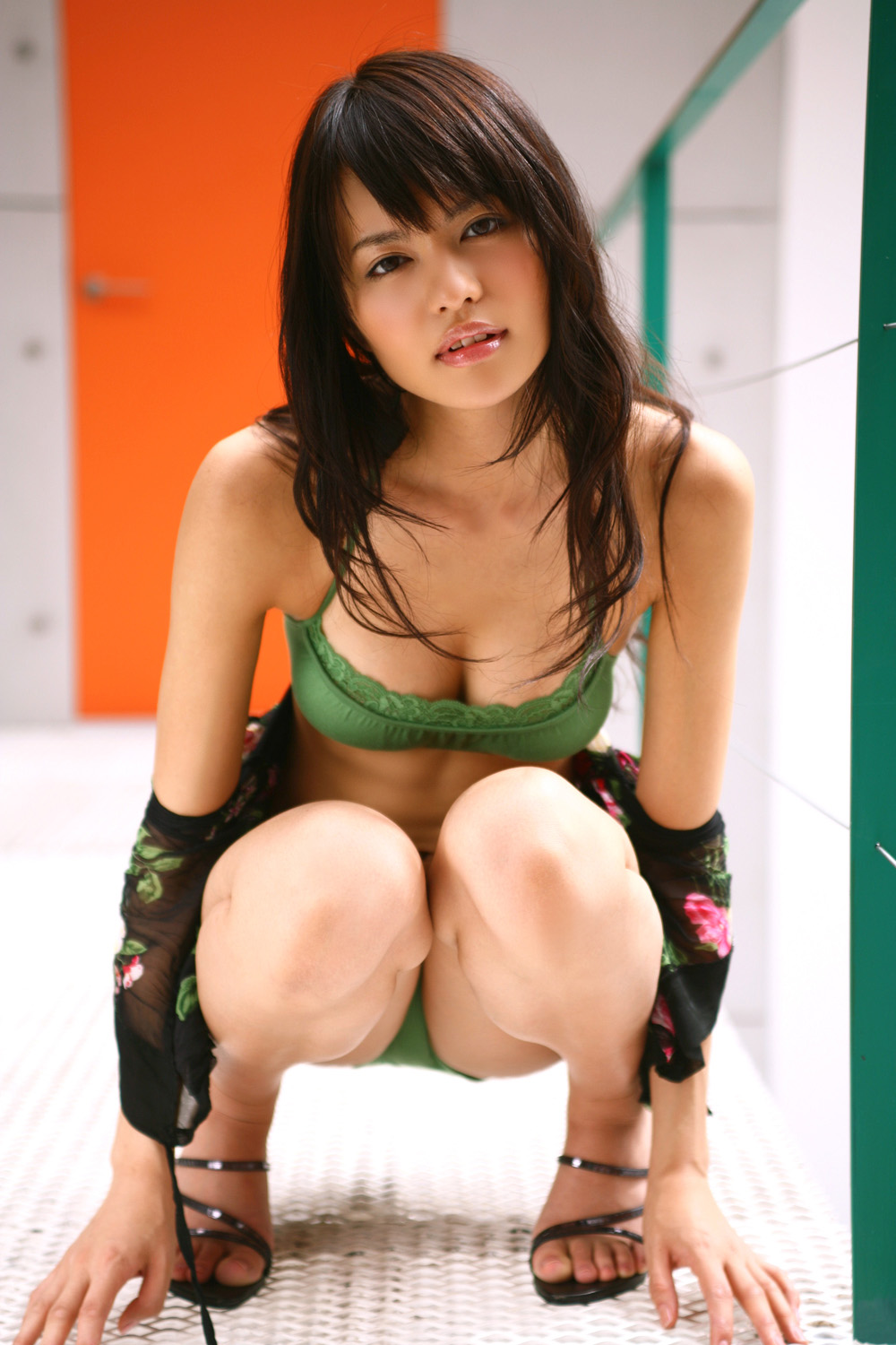 Yuriko Shiratori - Wallpaper Gallery