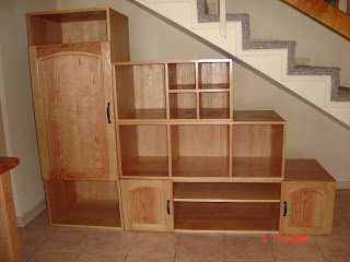 Muebles de pino oregon for Muebles de pino en valencia