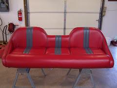 Ranger seat
