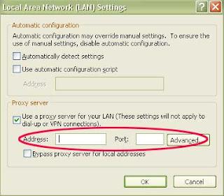 Cara Menyembunyikan IP Komputer