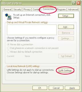 Cara Menyembunyikan IP Address