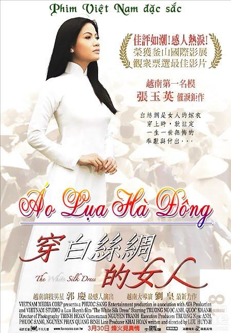 Áo Lụa Hà Đông - The White Silk Dress (2007) Poster